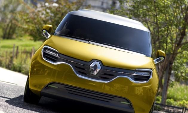 Выход нового Renault Kangoo запланирован на 2019 год