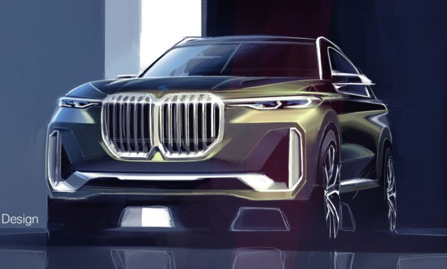 BMW выпустит кроссовер X8