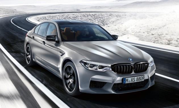14МайНазвана цена новой BMW M5 Competition для России