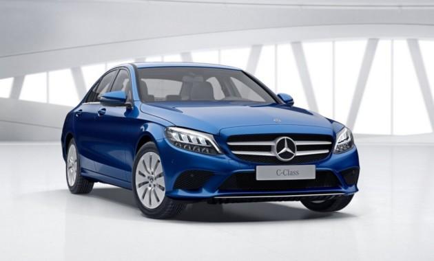 Прайс-лист обновленного Mercedes-Benz C-Class для России