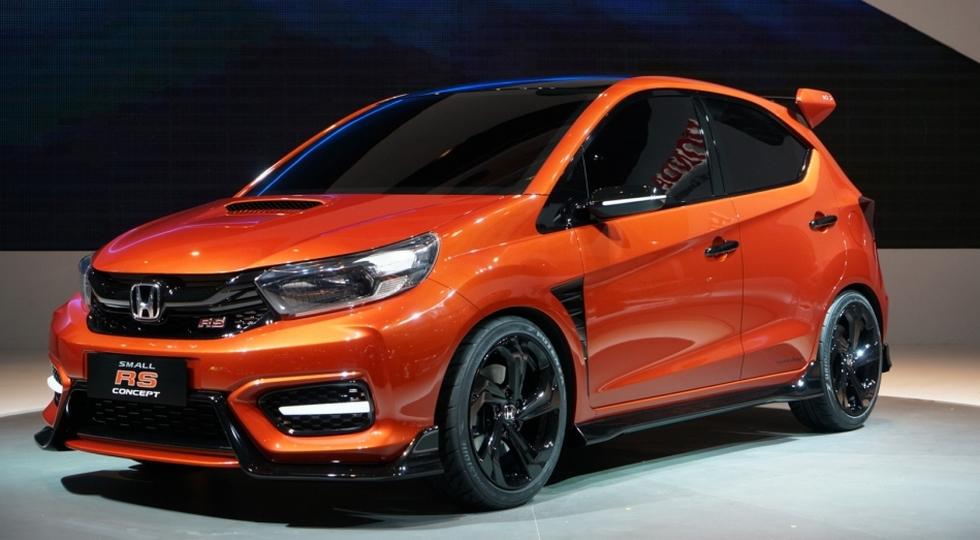 В августе представят новую бюджетную модель Honda