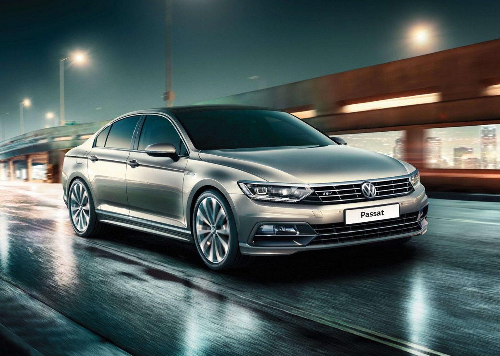 Новые VW  Passat иCaddy попали под отзыв