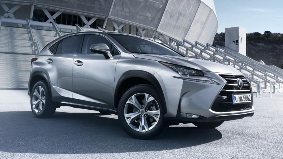 На фото: Lexus NX