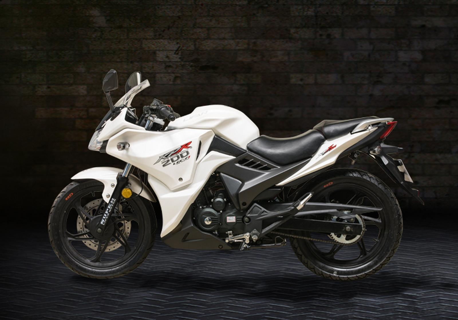 Lifan хочет войти в ТОП-5 мотоциклетных брендов в России