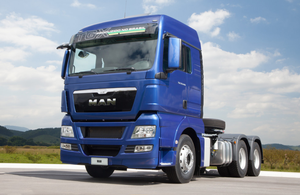 В РФ продолжает расти рынок новых грузовых автомобилей