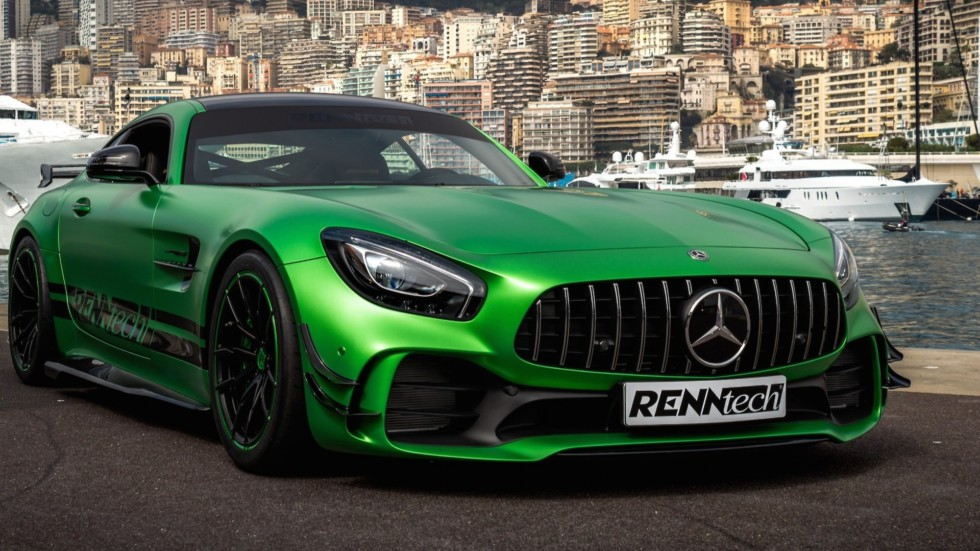 Mercedes-AMG GT R получил более 800 «лошадей»