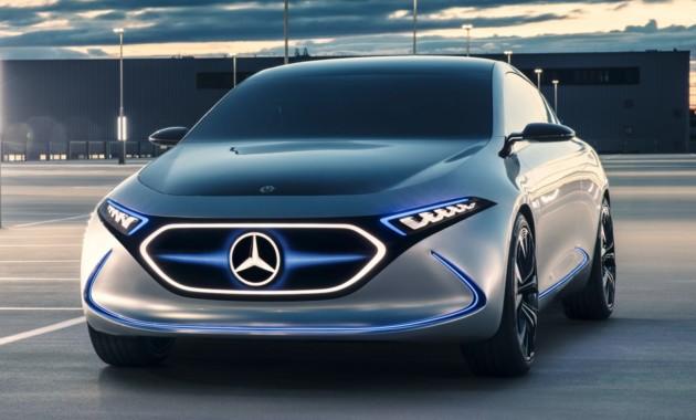Daimler вложит 500млневро впроизводство компактных электрокаров Мерседес Бенс