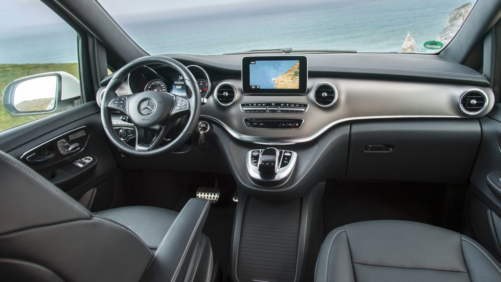 Mercedes-Benz V 250 BlueTec Lang 4MATIC Avantgarde
