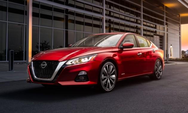 У Nissan Teana нового поколения появилась первая спецверсия