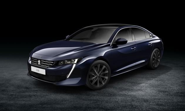 Peugeot 508 нового поколения получит удлиненную версию
