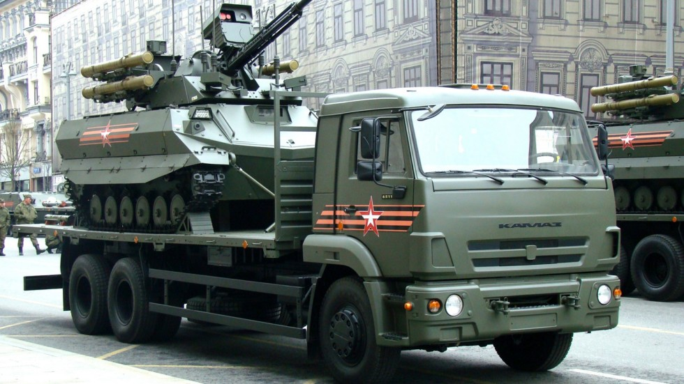 робот-танк «Уран-9»