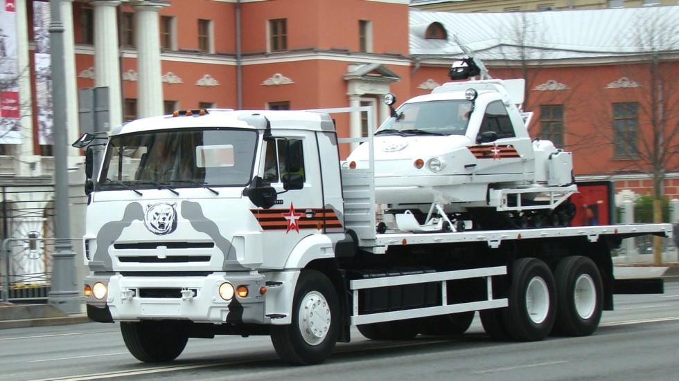 снегоход «Беркут-2»