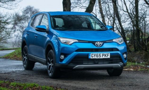 Тойота прекращает производство дизельного кроссовера RAV4