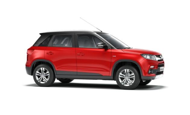 Suzuki обновила бюджетный кросс Vitara Brezza
