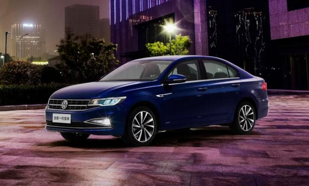 Седан Volkswagen Bora сменил поколение