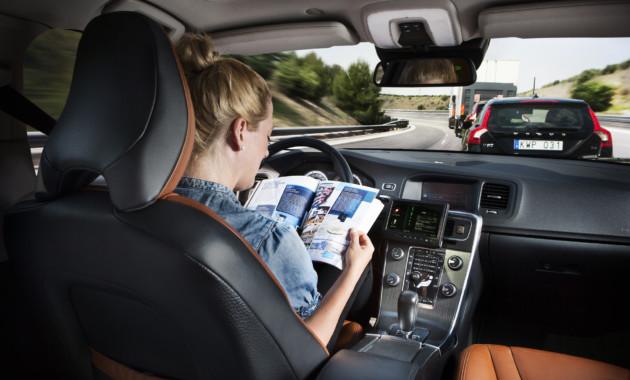 Городские испытания беспилотных автомобилей хотят начать проводить в РФ
