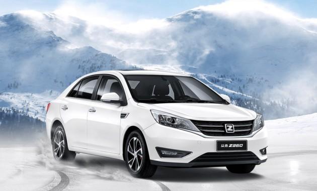 11МайКак у Lada и Volvo китайская Zotye выпустит кросс-седан