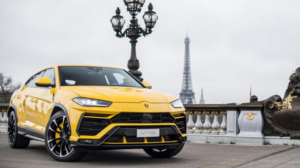Cтефано Доминикали, Lamborghini: «Китайца» хватает на один круг, второй он просто не доедет!»