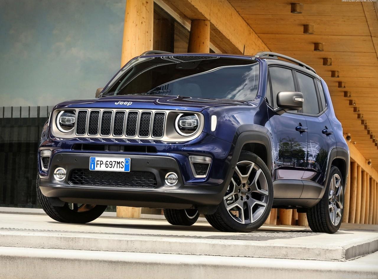 Jeep построит на платформах Fiat сразу три новинки