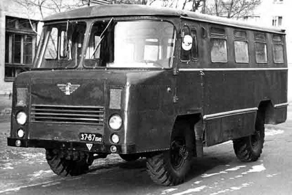 АС-38 1967-1976