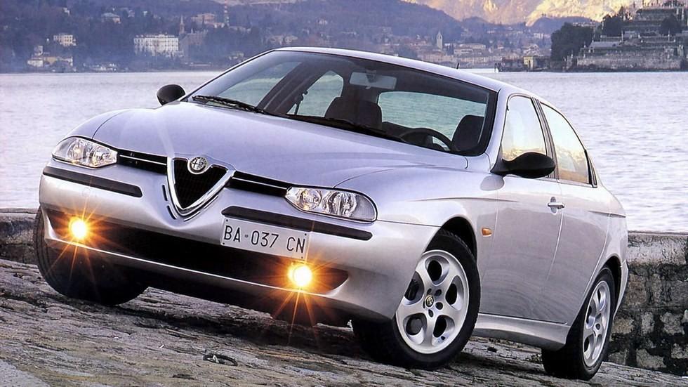 Alfa Romeo 156 Worldwide (932A) '1997–2002