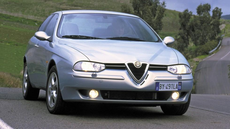 Alfa Romeo 156 Worldwide (932A) '2002–03