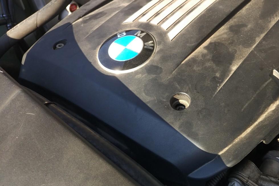 BMW X3 двигатель