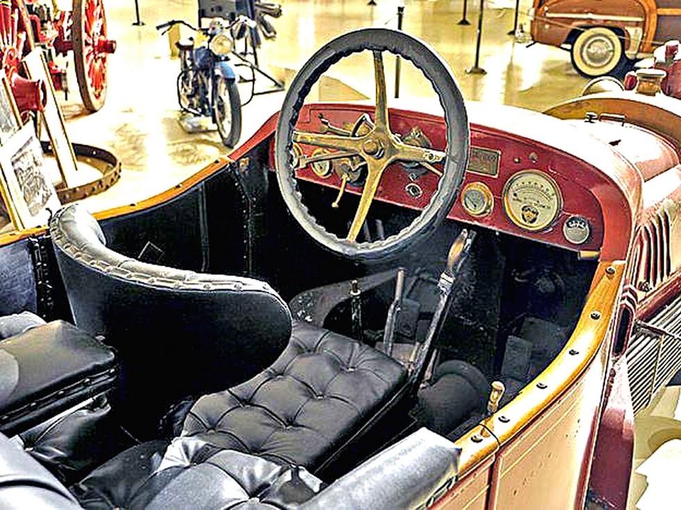 Bi-Autogo руль