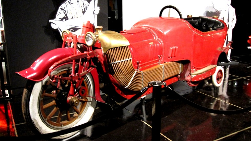 Bi-Autogo в Detroit Historical Museum