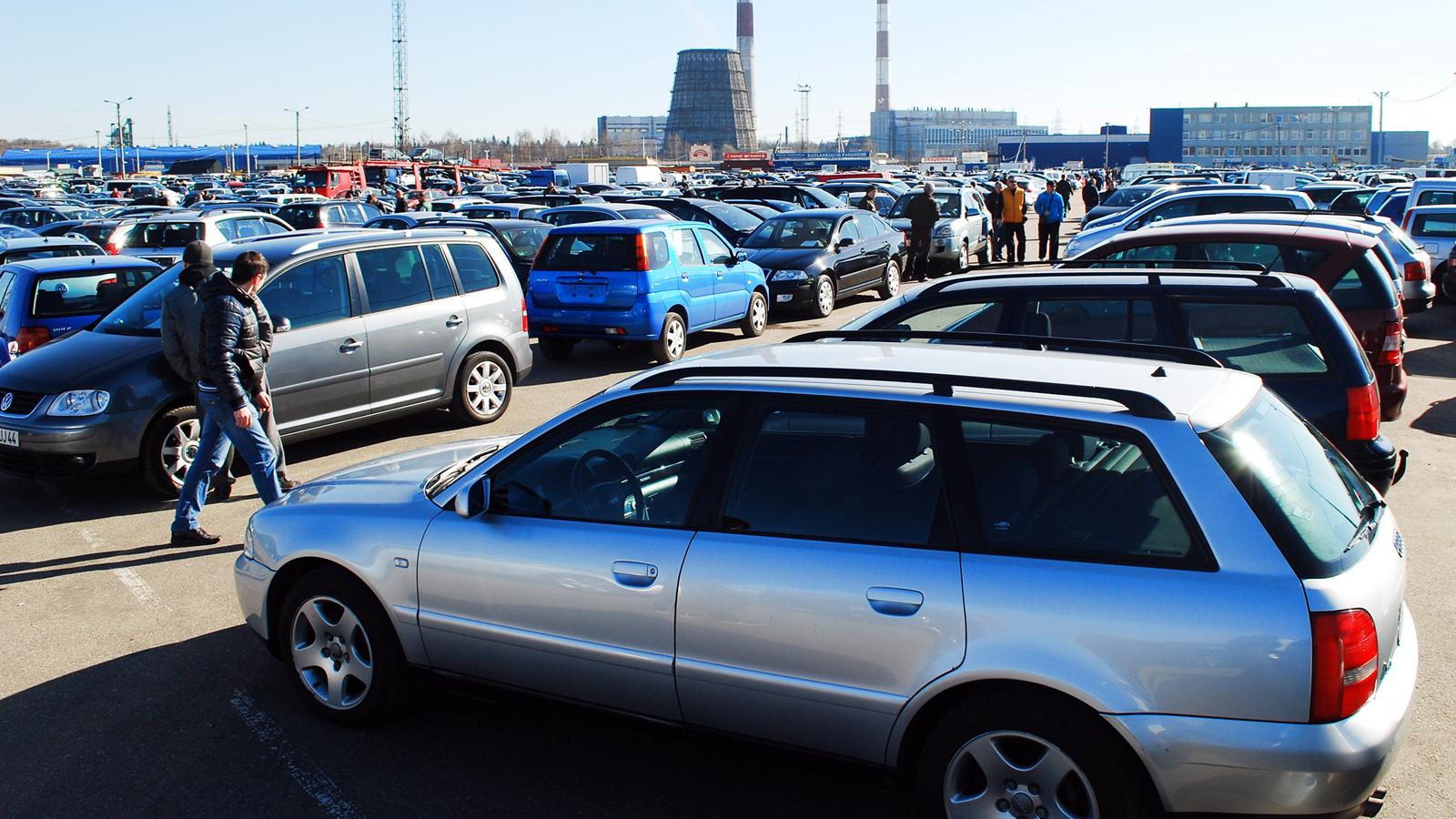 В нынешнем 2018г в РФ «взлетели» цены находовые автомобили