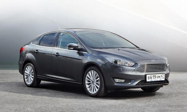 Ford Focus получил две новые комплектации в России