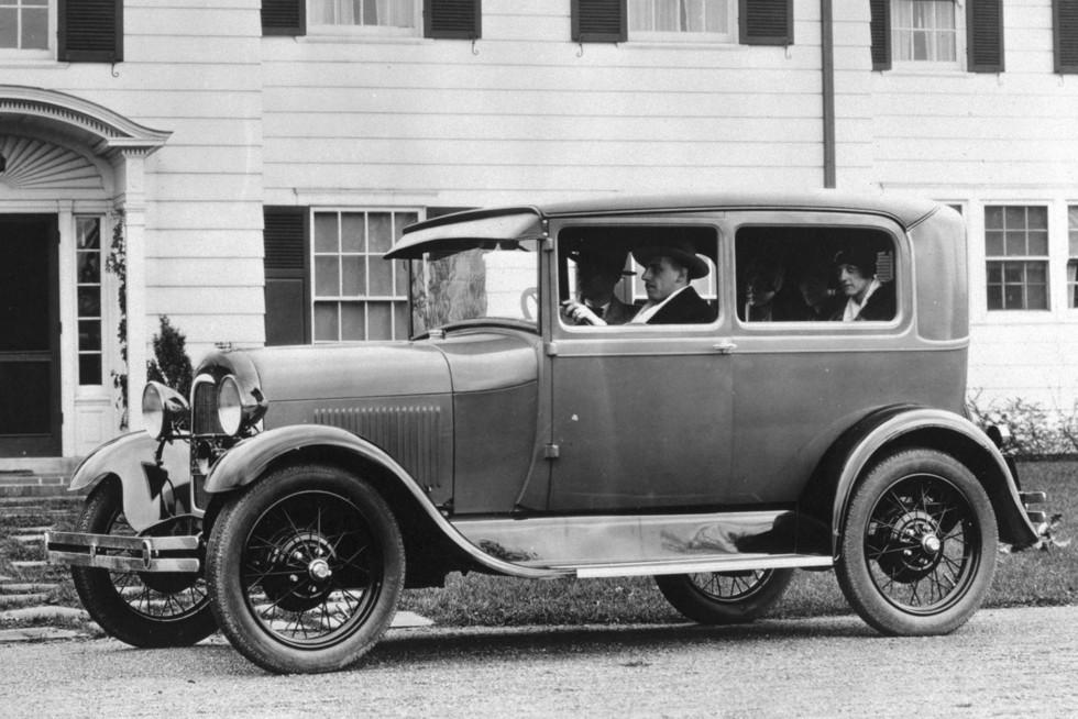 Ford Model A Tudor Sedan