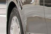 Президентский лимузин Aurus получил «грузовые» шины