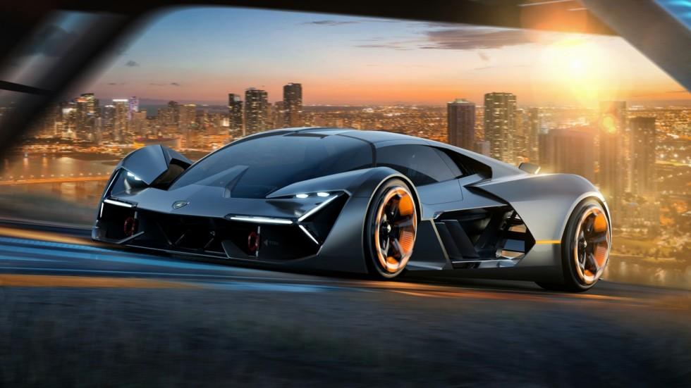 Lamborghini Terzo Millennio '2017