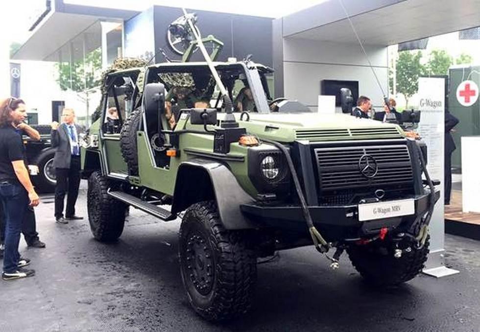 Mercedes-Benz MRV 6.2