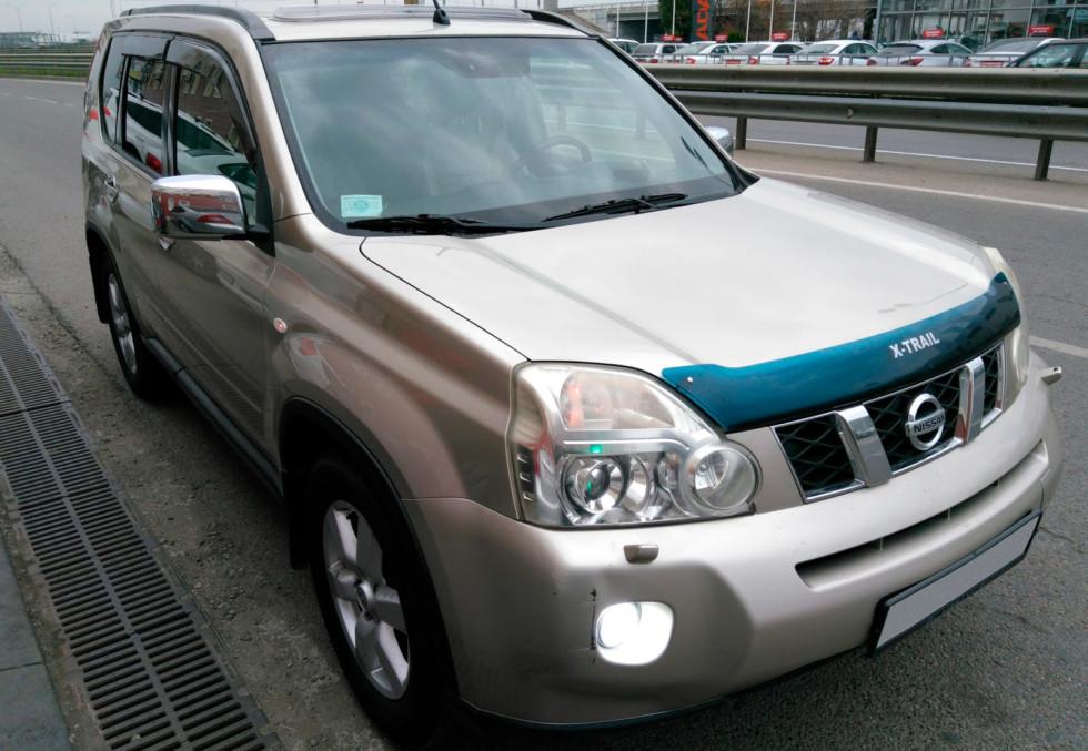 Ремнём по конусу: покупаем Nissan X-Trail II с пробегом за 800 тысяч