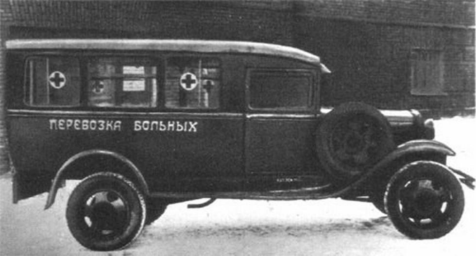 Один из типвых кузовов на шасси Форда или ГАЗа