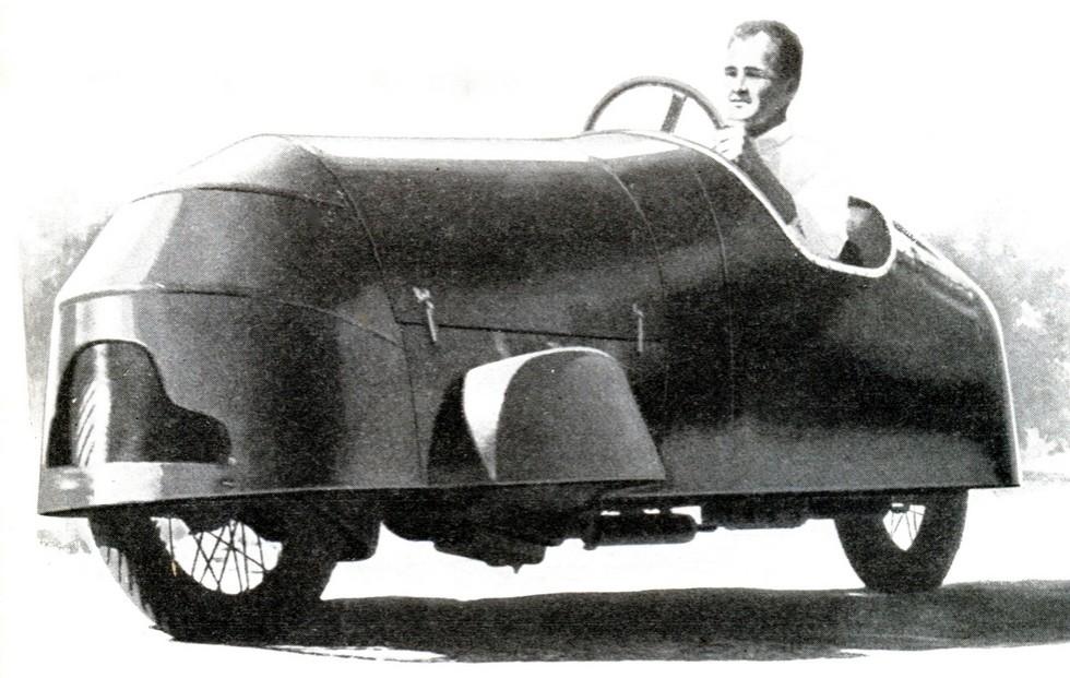 Одноместная машина Джеймса Тингла
