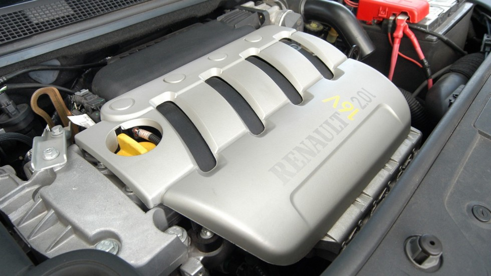 Под капотом Renault Megane Grandtour '2006–09
