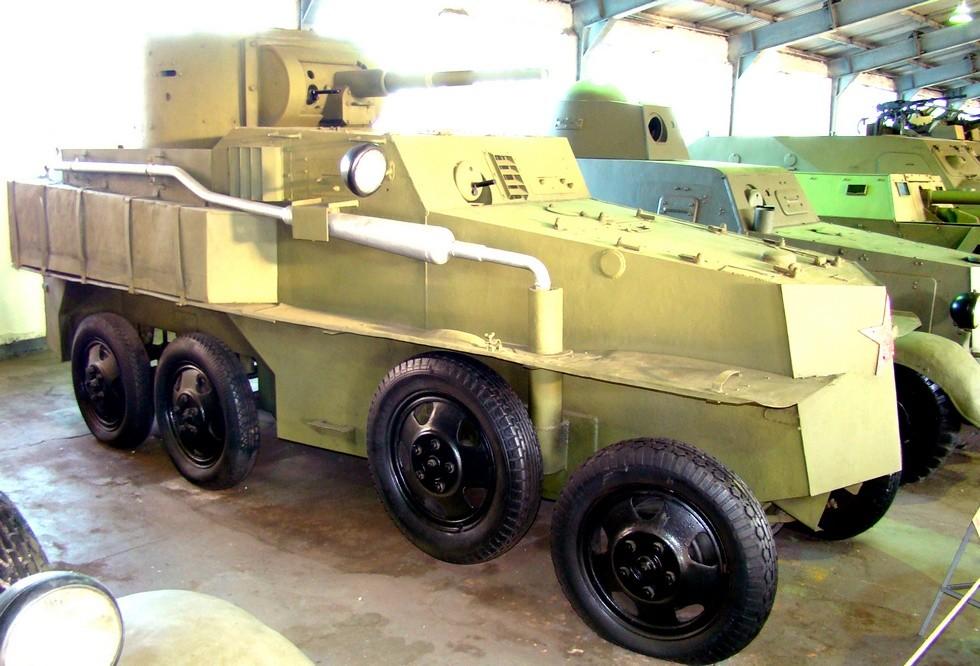 Пушечная машина ПБ-4