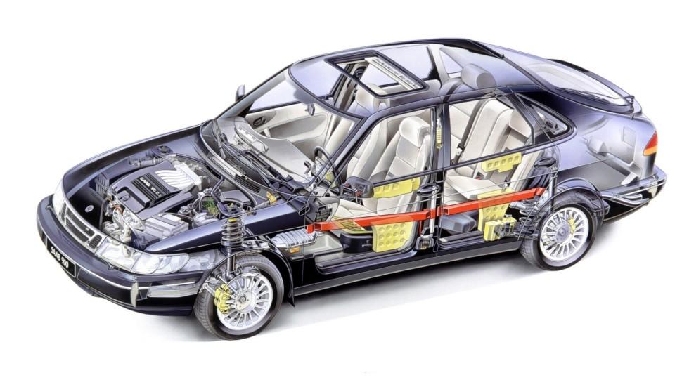 Saab 900 '1993–98