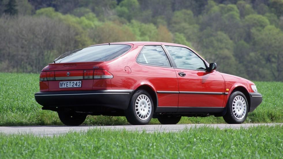 Saab 900 Coupe '1993–98