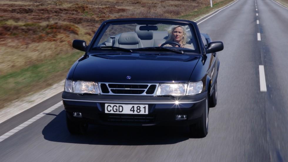 Saab 900 S Convertible '1994–98