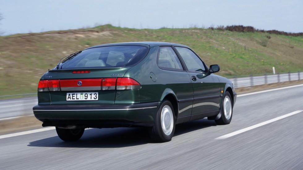 Saab 900 S Coupe '1993–98ч