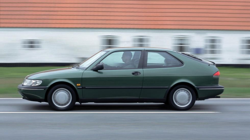 Saab 900 S Coupe '1993–98ф