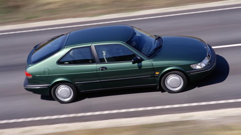 Saab 900 S Coupe '1993–98