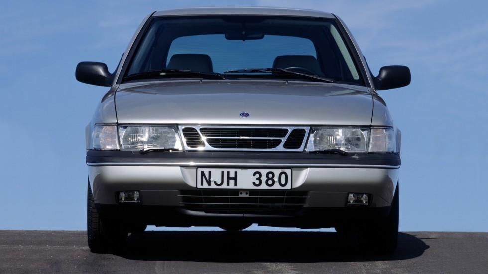Saab 900 SE 2.5 V6 SE '1993–98