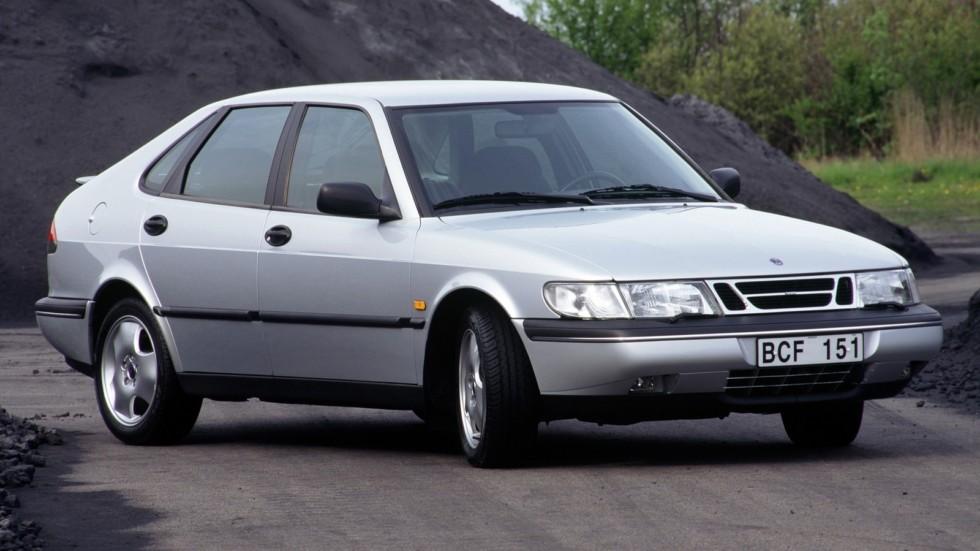 Saab 900 SE Turbo '1993–98
