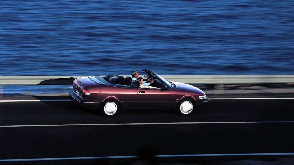 Saab 900 SE Turbo Convertible '1994–98ч