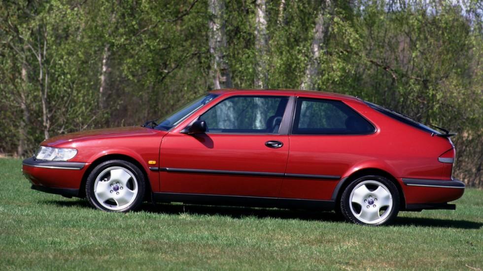 Saab 900 SE Turbo Coupe '1993–98
